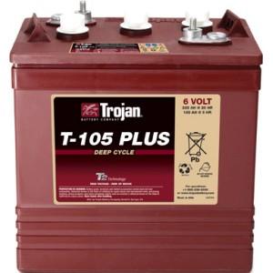 Аккумулятор Trojan T105+