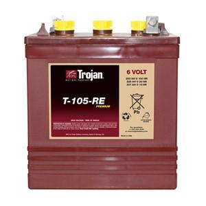 Аккумулятор Trojan T105-RE