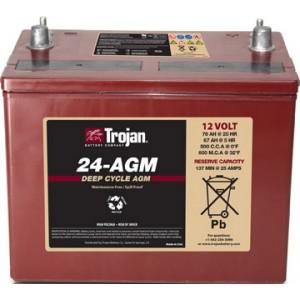 Аккумулятор Trojan 24-AGM