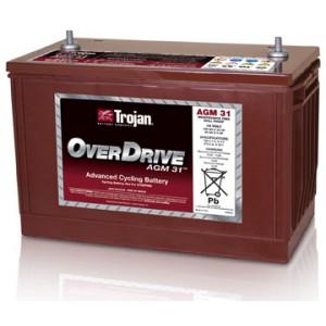 Аккумулятор Trojan OverDrive™ AGM31